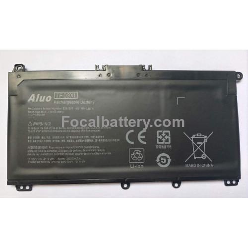 New Brand New Aluo TF03XL 11.55V 41.7wh New Laptop Battery for HP Pavilion 17-AR050WM Pavilion 17-AR007CA Pavilion 15-CC Pavilion 15-CD Pavilion 14-BF Series 920046-421 920070-855 920046-121 920046-541