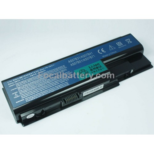 AK.006BT.019 Battery for Laptop Acer Extensa 7230 7230E 7630 7630EZ 7630G 7630Z 7630ZG