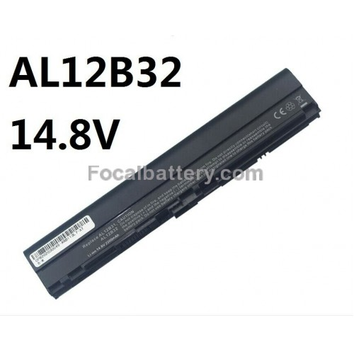 Battery AL12B72 AL12B32 AL12X32 AL12A31 for Laptop Acer Aspire One 725 756 V5-171 4cell