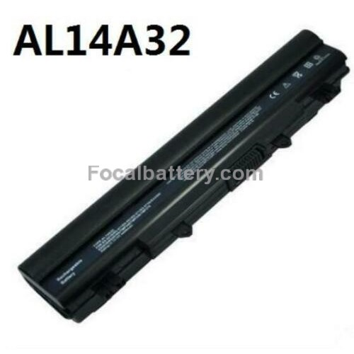 Battery AL14A32 for Laptop Acer Aspire E14 E15 E1-571 E5-411 E5-471 E5-551 421 471 572G