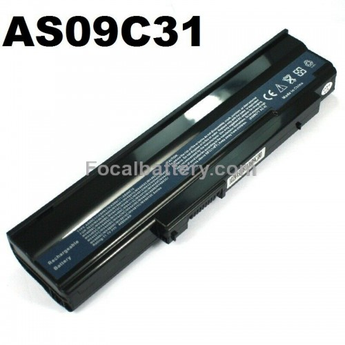 New Battery AS09C31 for Laptop Acer EasyNote NJ31 eMachines E528 E728 Series Gateway NV40