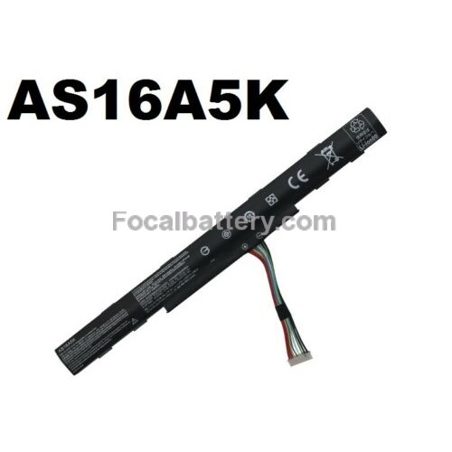 New Battery AS16A7K AS16A5K AS16A8K for Laptop Acer Aspire E15 E5-475G E5-575G 523G 774G