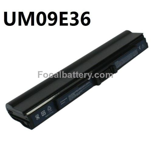 UM09E36 Battery for Laptop Acer Aspire 1410 1410T 1810 1810T Aspire One 521 752 752H