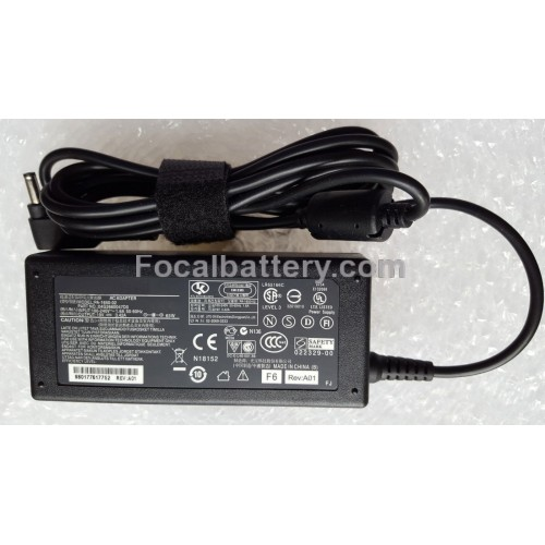 New For ASUS 14 X405UQ X405UR X411UN X411UQ X411UF VivoBook 65W Power AC Adapter Charger