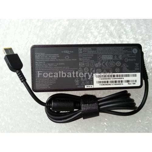 4.5A 90W Power AC Adapter for Laptop Lenovo ThinkPad X1 Carbon 2nd Gen Notebook Battery Charger